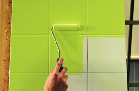 Margarida ruivo pinturas renovar uma cozinha sem obras - Como pintar un dormitorio para que parezca mas grande ...