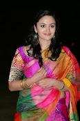 Malavika nair photos in half saree-thumbnail-1