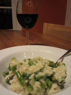 Galactosemia in PDX: Asparagus Risotto for #WeekdaySupper #MeatlessMonday