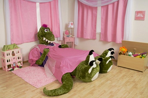 Camas infantiles con forma de animales Muebles infantiles  Blog