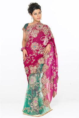 Anita - Designer Boutique Sari