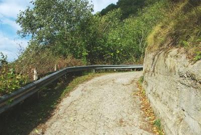 Mieres, ruta por el cordal de Urbiés, inicio