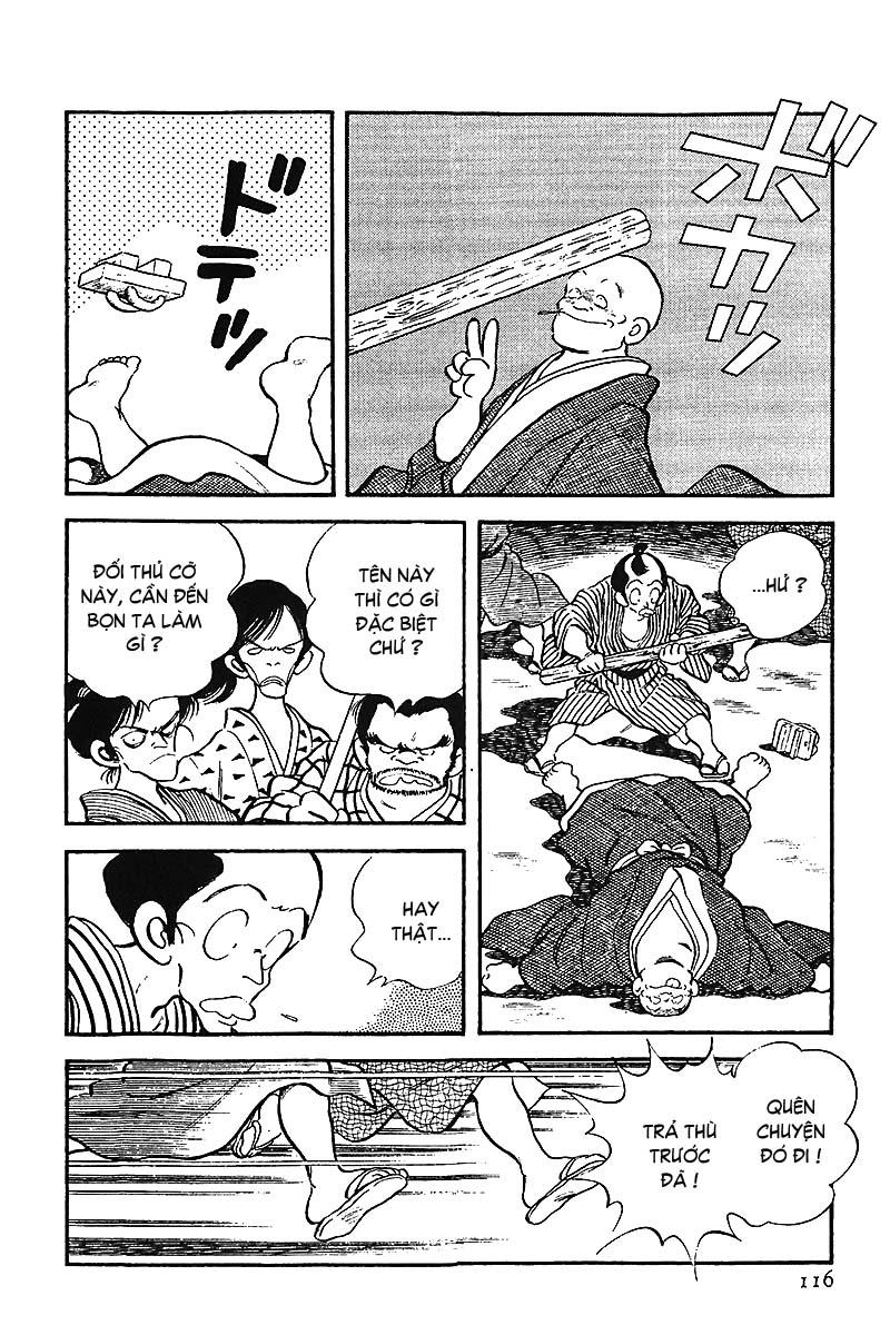 Nijiiro Togarashi - Ớt Bảy Màu chap 6 - Trang 4