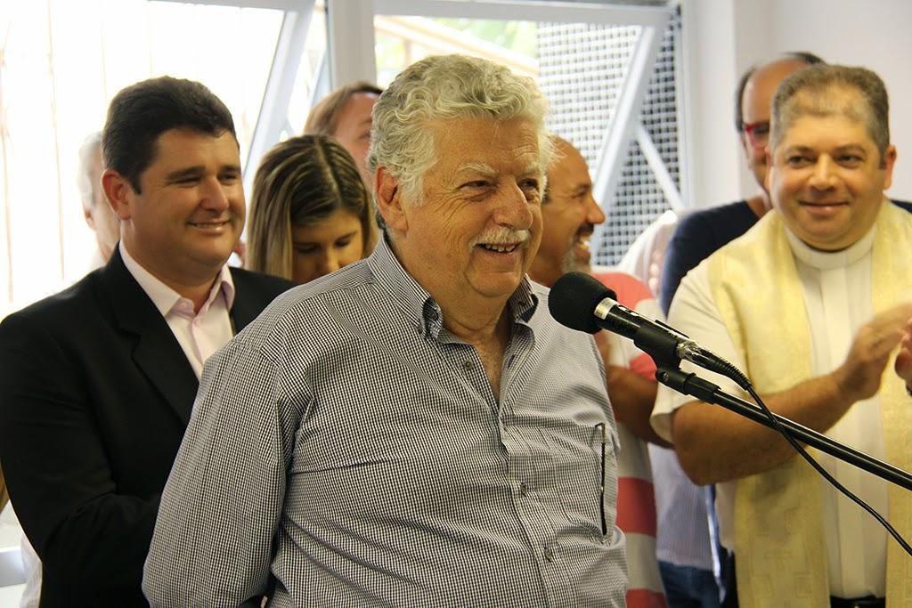 Engenheiro Celso Dalmaso, prefeito entre 1982/1988: resgate de um patrimônio público