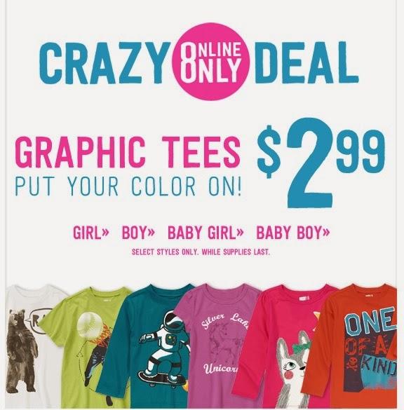Crazy deals online