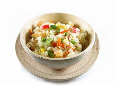 Amaranto hoy ensalada de arroz - Ensalada de arroz light ...