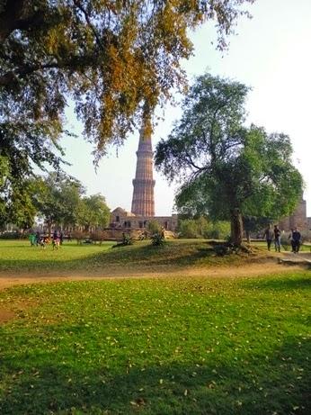 Komplek Qutub Minar