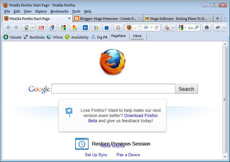 Download Firefox Plugins
