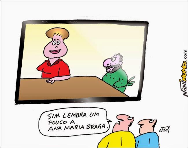DILMA TERÁ MAIS TEMPO DE TV