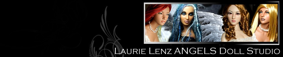 Laurie Lenz ANGELS Doll Studio Blog