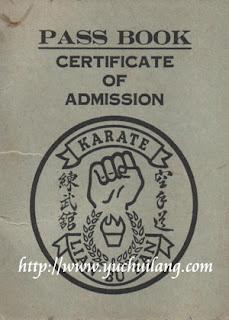 Dokumen Karate