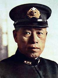 Almirante ISOROKU YAMAMOTO (04/04/1884 – 18/04/1943).