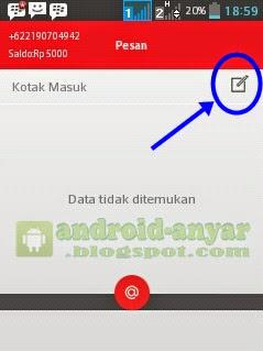 Cara SMS gratis lewat Android aktif selamanya