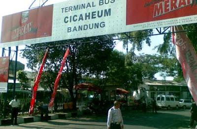 Terminal cicaheum