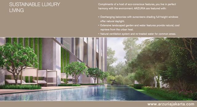 Luxury Apartment Arzuria Jakarta
