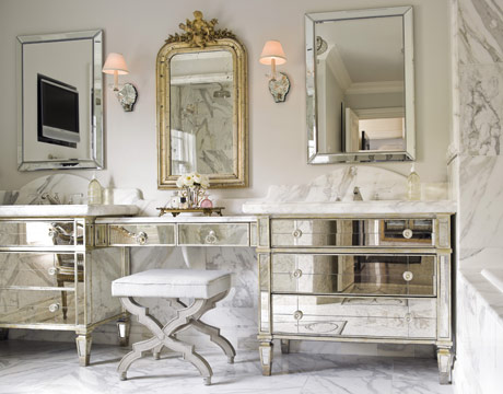 Beau No Matter Your Personal Style, There Is A Piece Of Mirrored Furniture Just  For You!