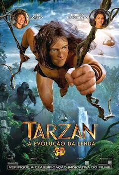 Filme Tarzan A Evolução Da Lenda Dublado AVI BDRip