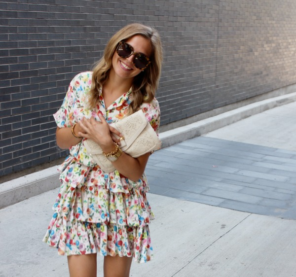 oilily floral dress