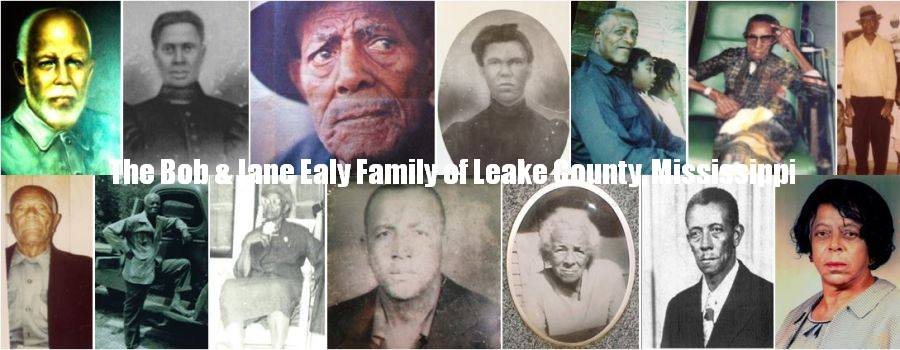 The Bob & Jane Ealy Family of Leake County, Mississippi