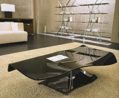 31 Designer modern coffee table designs as the interior highlight ...