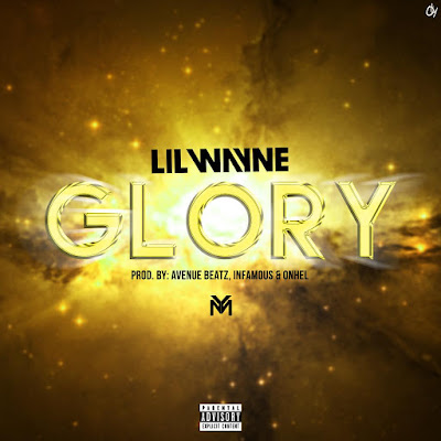 cover portada cancion single glory lil wayne free weezy album