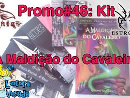 [ATUALIZADA] Resultado da Prom#46: Kit A Maldição do Cavaleiro, Adriano Siqueira, Selo Fantas (Editora Estronho)