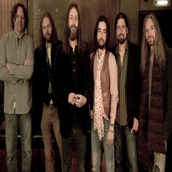 Banda - The Black Crowes
