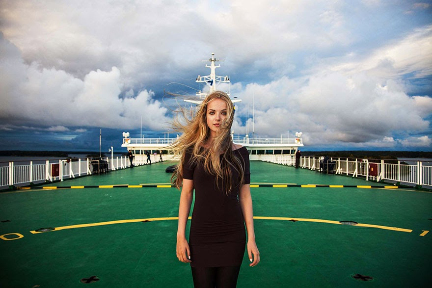 Baltic Sea, Finland - I Photographed Women From 37 Countries To Show That Beauty Is Everywhere