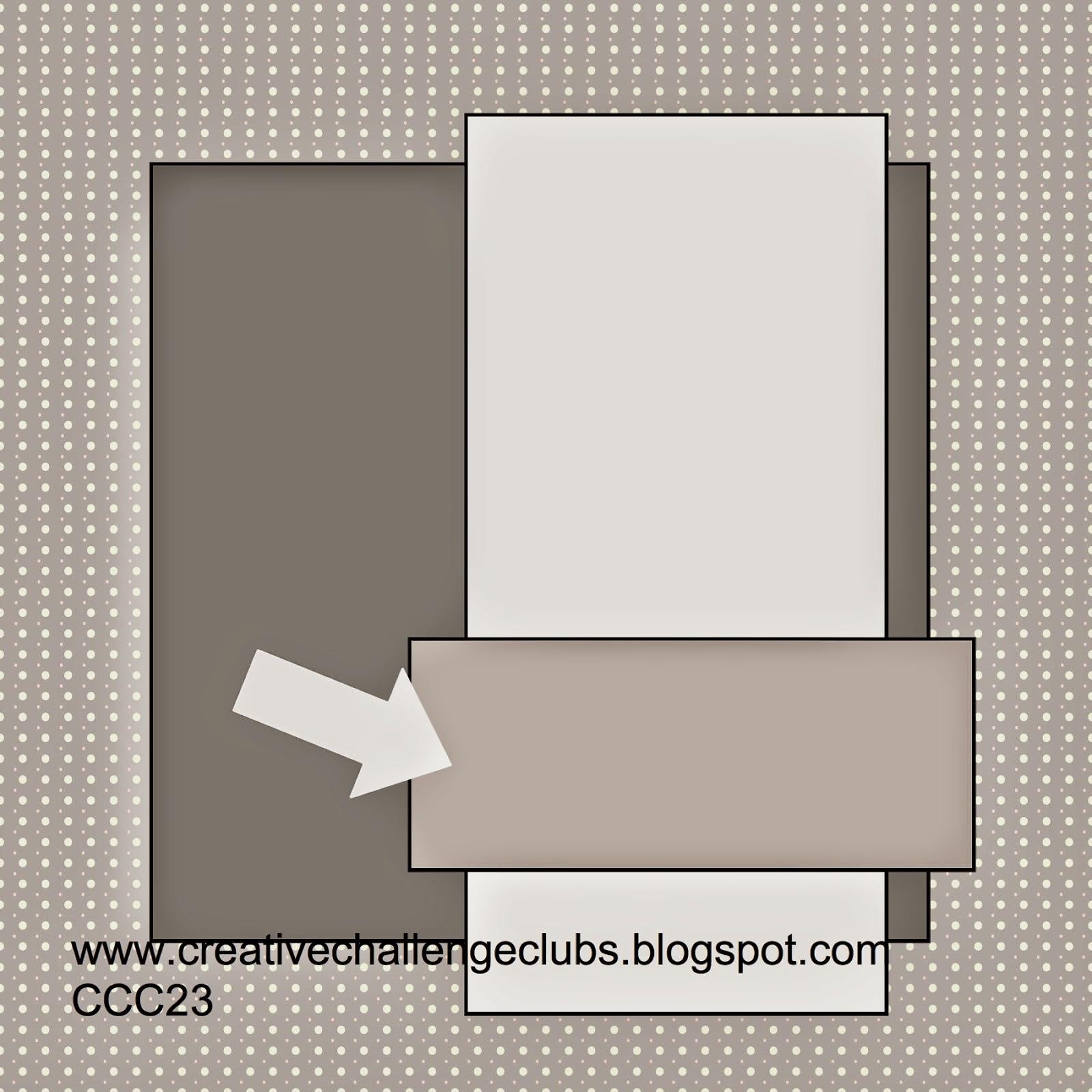 http://creativechallengeclubs.blogspot.com/2014/11/ccc23.html