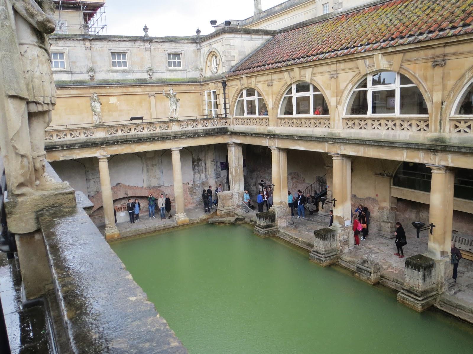 londinoupolis: Roman Baths, Bath