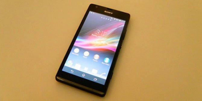 Review dan Spesifikasi Lengkap Sony Xperia SP
