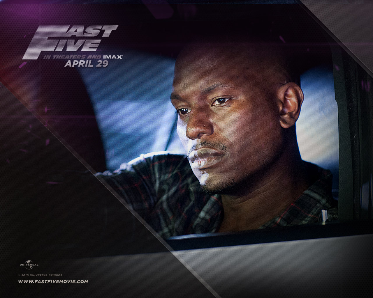 Tyrese Gibson - Wallpaper Gallery