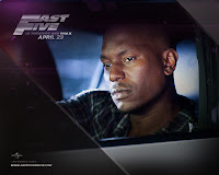 1280x1024, Movie, Celebrity, Tyrese Gibson, Fast Five