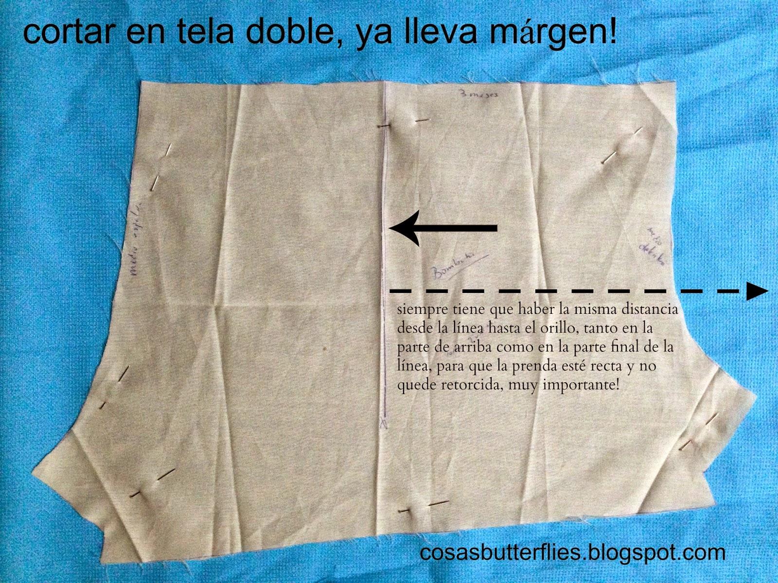 Cosas de Butterflies: DIY Tutorial y Patrón (gratis) Pantalón bebé ...