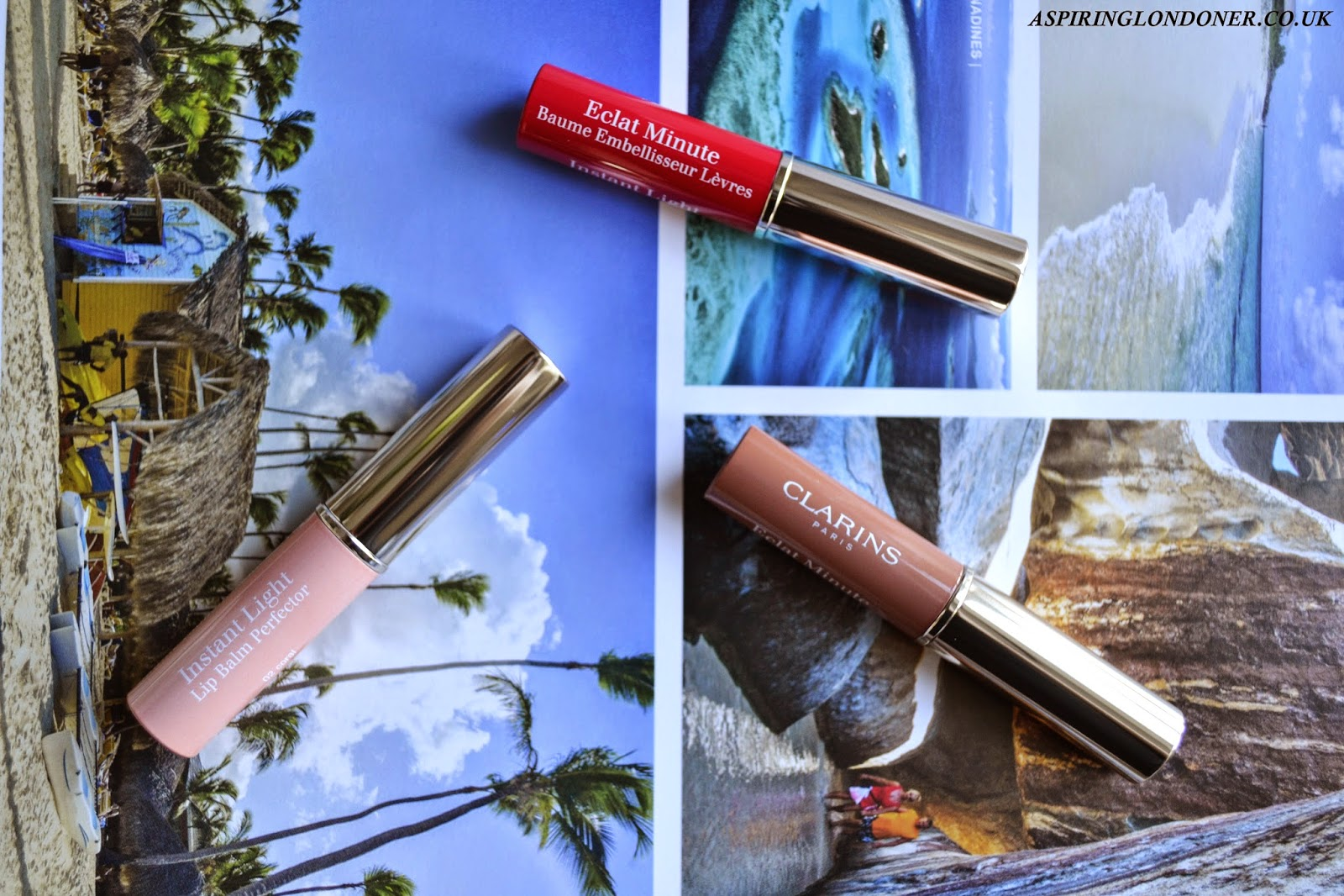 Clarins Instant Light Lip Balm Perfector Review - Aspiring Londoner