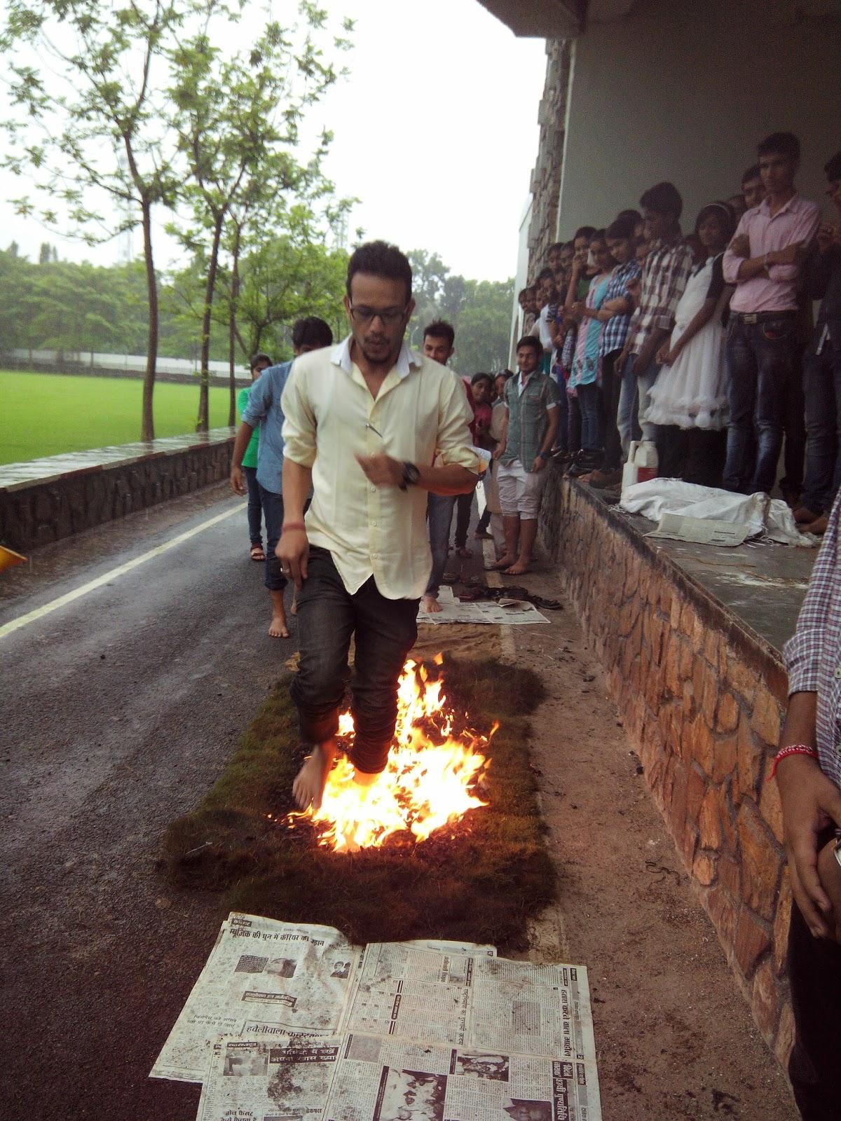 Fire Walk, NLP Training, Motivational Speakers in Mumbai, Pune, India