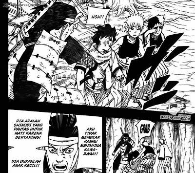 Komik Naruto Chapter 622 Bahasa Indnesia