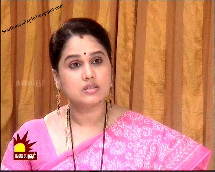 South Masala Pic Album: Tamil Serial Aunty Series 7 (Sita aunty from ...