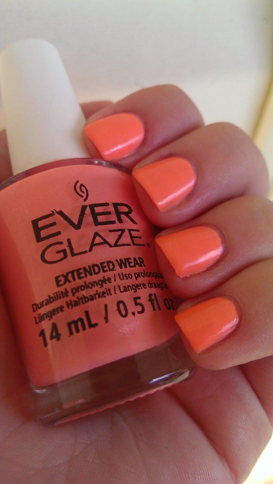 Doxie and Polish : New China Glaze: EverGlaze extended wear system ...