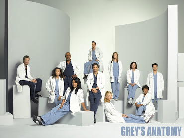 #3 Grey Anatomy Wallpaper