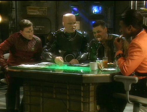 red dwarf psirens - photo #13