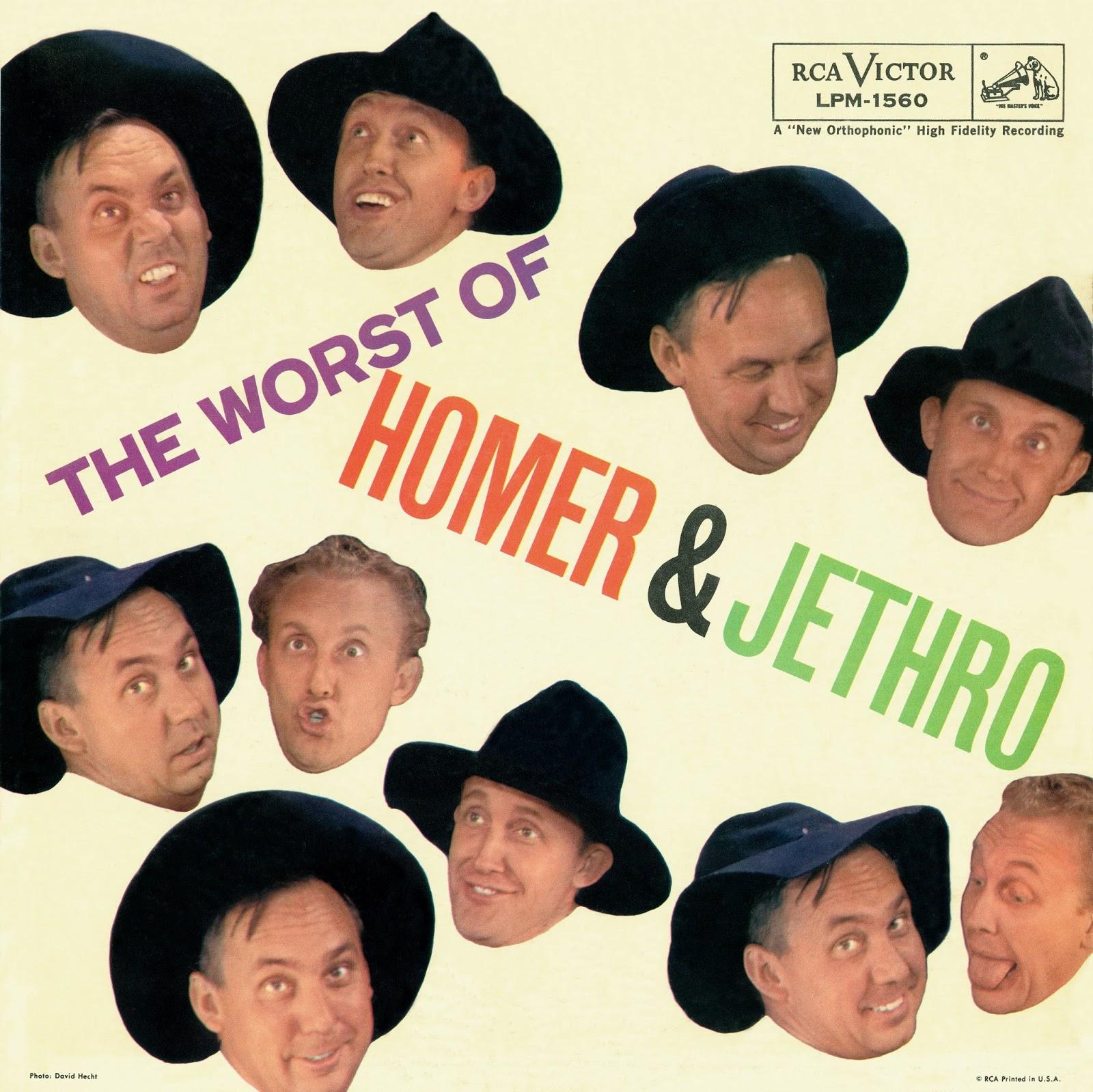 Homer And Jethro - Nuttin' For Christmas