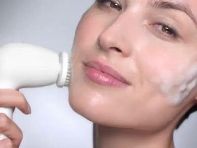 Clairisonic's cousin: Olay Professional Pro-X Advanced Facial Cleansing System-  As featured on TV