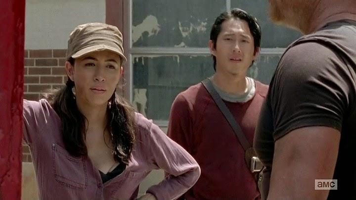 The Walking Dead - Capitulo 05 - Temporada 5 - Español Latino - Online - 5x05: Self Help