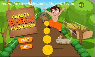 Chota bheem all games cheats