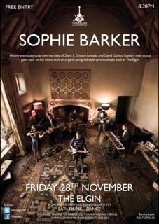 Sophie Barker