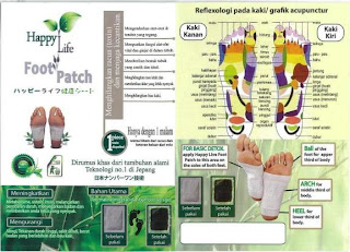 Koyo Herbal Happy Life Foot Patch