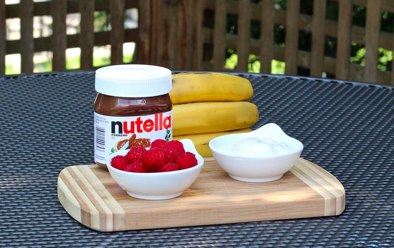 Nutella Summer Truck Tour and a Breakfast Banana Split ...