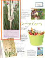 Featured in Flea Market Gardens Premiere Issue