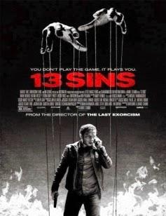 ver Trece pecados / 13 pecados / 13 Sins (2014)